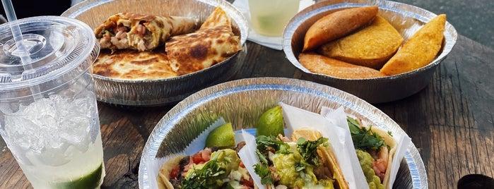 East Coast Street Tacos is one of Astoria Bucket List.