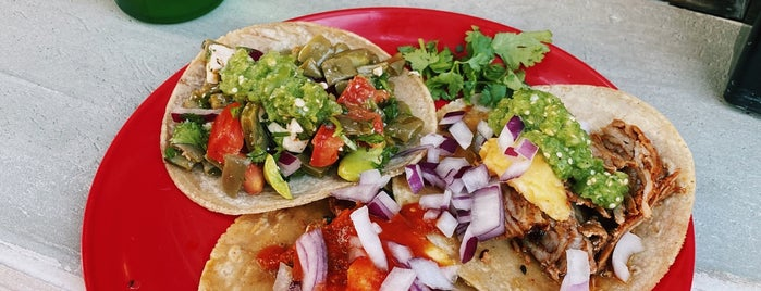 Taqueria Ramirez is one of To-Do: North BK Eats.