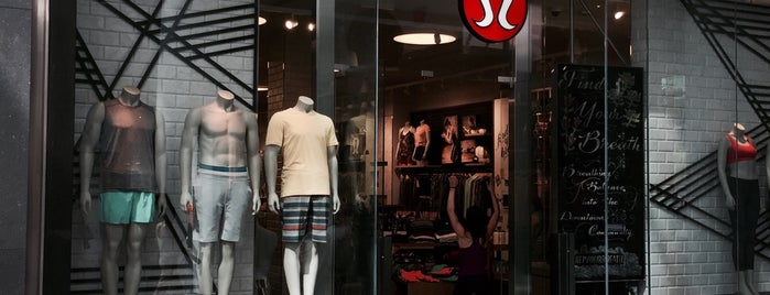 lululemon athletica is one of The New Yorkers: Tribeca-Battery Park City.