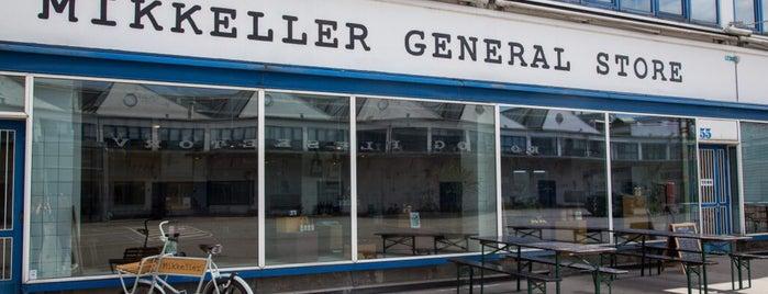 Mikkeller General Store is one of Locais salvos de Bigmac.