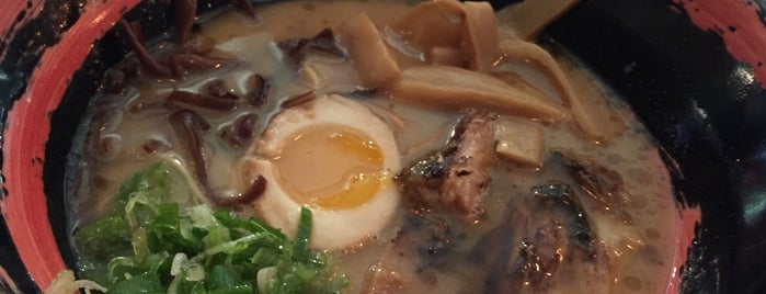 Kogane is one of NYC Best Ramen.