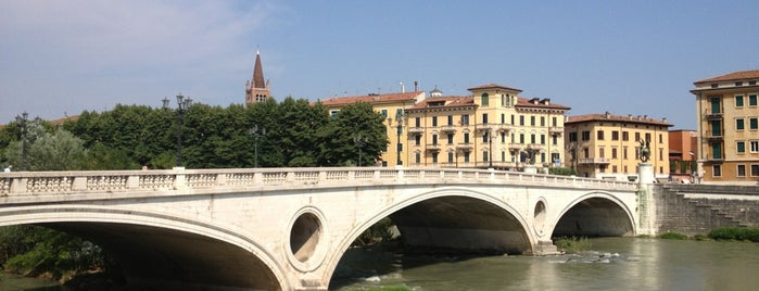 Ponte della Vittoria is one of Veneto best places.