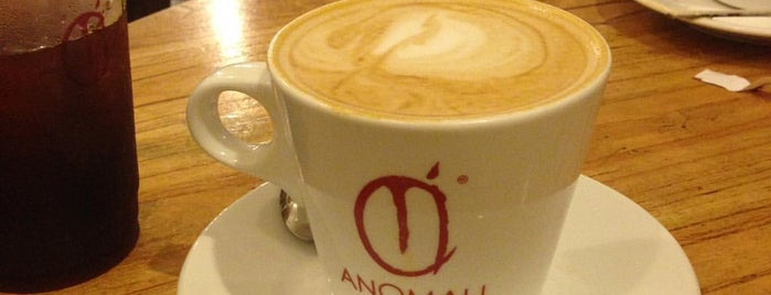 Anomali Coffee Lounge is one of #Somewhere In Jakarta.