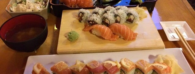 Kyoto Sushi is one of Eats California.