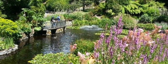 Royal Tasmanian Botanical Gardens is one of Australia and New Zealand.