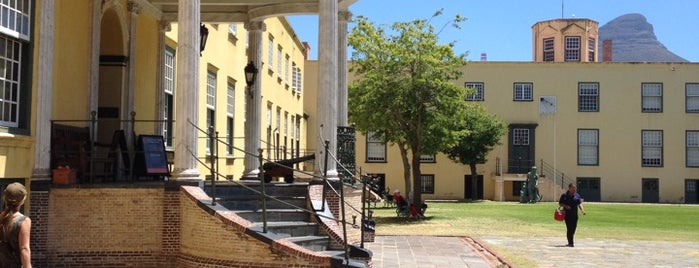 Castle Of Good Hope is one of Cape Town: A week in the Mother City!.