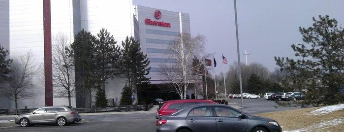 Sheraton Detroit Novi is one of Detroit.