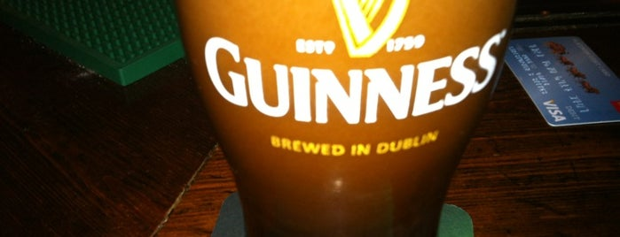 GUINNESS Store is one of Lugares favoritos de Jason.