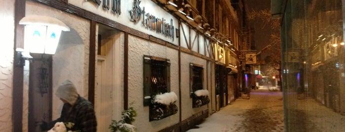 Zum Stammtisch is one of NYC Restaurants To-Do.