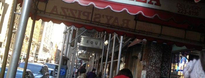 Famous Original Ray's Pizza is one of Date.