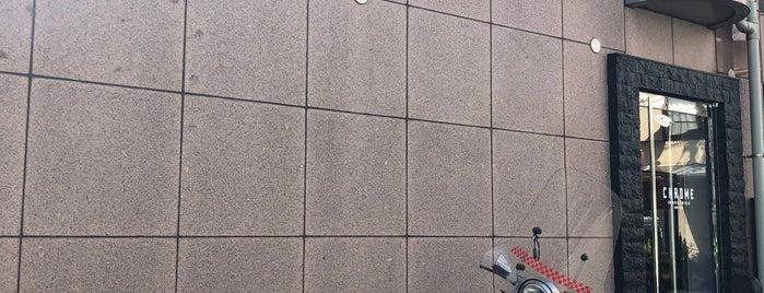 CHROME TOKYO HUB is one of モリチャン : понравившиеся места.