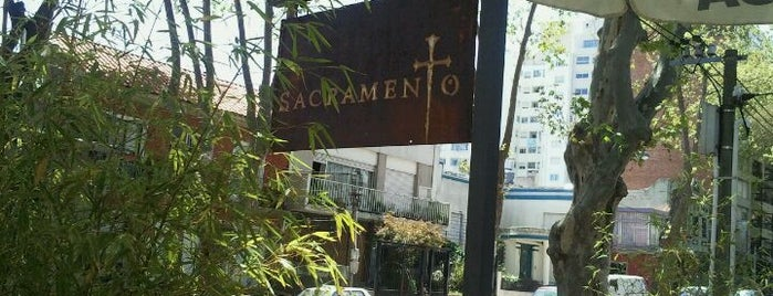 Sacramento is one of MONTEVIDEO.