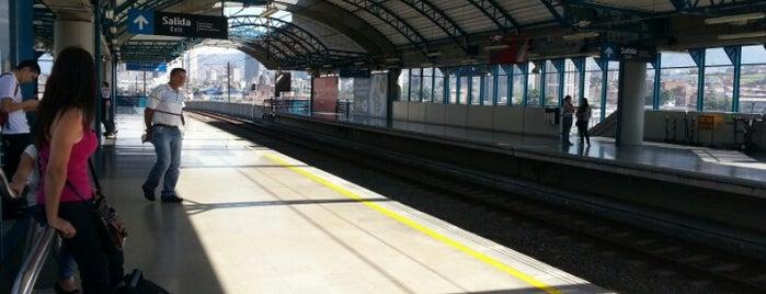 METRO - Estación Exposiciones is one of Posti salvati di Jose Manuel.