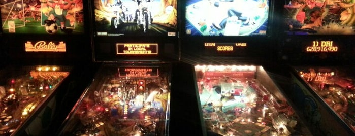 Blairally Vintage Arcade is one of Pinball Destinations.