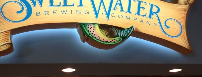SweetWater Draft House & Grill is one of To Do Restaurants.