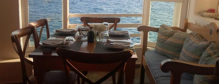 Kastro's is one of Mykonos.