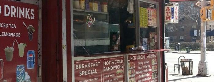 Jennifer Café is one of IrisVR Lunch Spots.