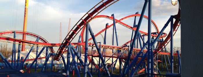 Superman Ultimate Flight is one of SEOUL NEW JERSEY.