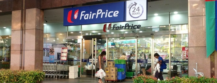 NTUC FairPrice is one of Alvaro 님이 좋아한 장소.