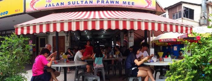 Jalan Sultan Prawn Mee is one of Locais salvos de LR.