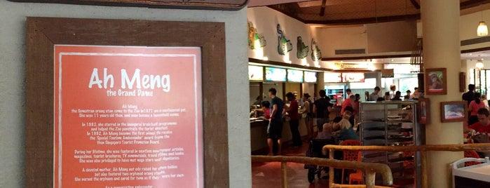 Ah Meng Restaurant is one of Anton'un Beğendiği Mekanlar.