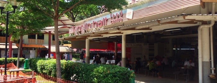 Tanglin Halt (Commonwealth Drive) Food Centre is one of Hawker Centres in Singapore.