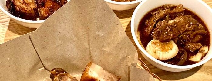 Kuya's Kusinang Pinoy is one of Filipino Food in Singapore.