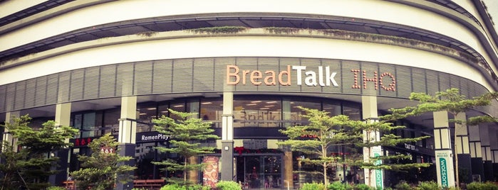 """BreadTalk IHQ (Mall) is one of TPD """"The Perfect Day"""" Singapore (1x0)."""