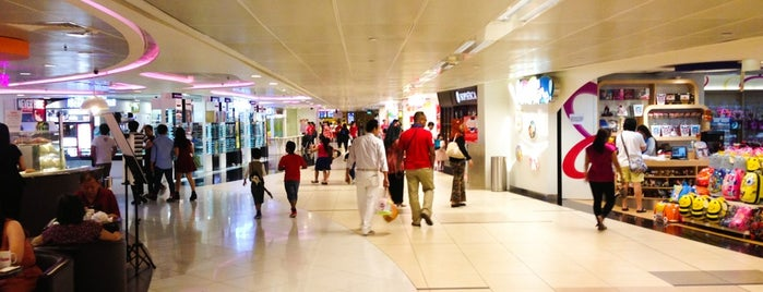 Terminal 3 Basement 2 Mall is one of Retail Therapy Prescriptions SG.