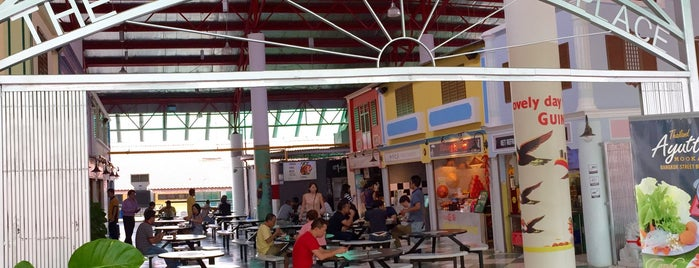 The Bedok Market Place is one of Singapore Hipster Eats.