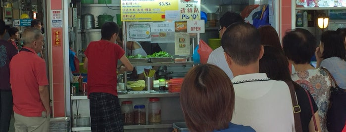 Seletar Sheng Mian Mee Hoon Kway is one of Hawker Stalls I Wanna Try... (3).
