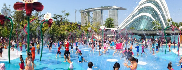 Far East Organization Children's Garden is one of Singapur.