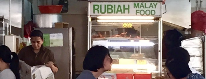 Rubiah Food is one of Singapore Food.