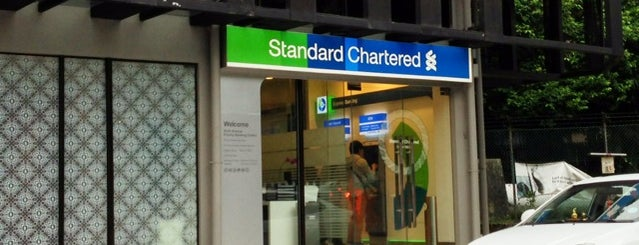 Standard Chartered Bank (Priority Banking Centre) is one of Orte, die MAC gefallen.