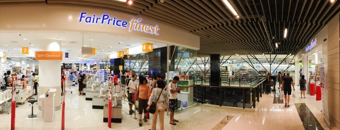 Fairprice Finest is one of Yuryさんのお気に入りスポット.