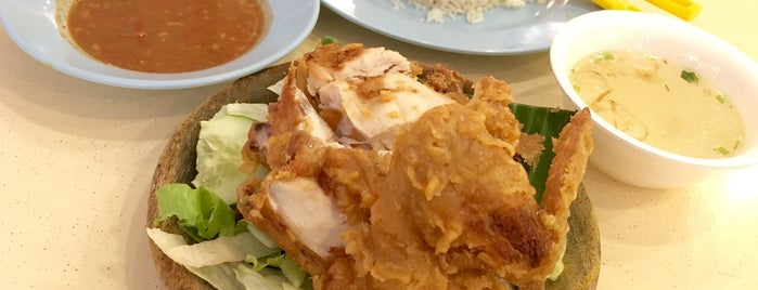 Asia Ghani is one of Micheenli Guide: Nasi Ayam Penyet/Goreng in SG.