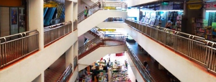 Bras Basah Complex is one of Lugares favoritos de Ian.