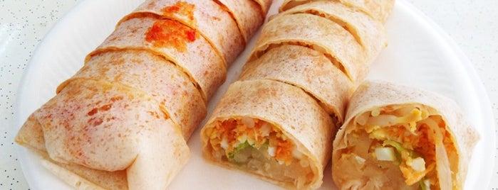 Jit It Thai San Popiah (Yue Yi Tai Shan Popiah) is one of SG Food Places.