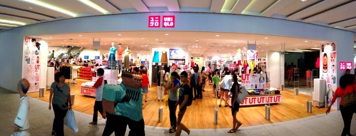 UNIQLO is one of Phucket & SG.
