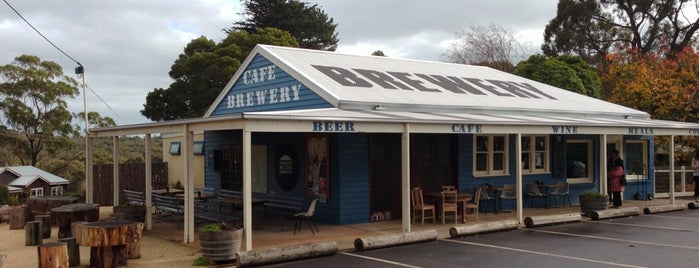Forrest Brewing Company is one of Apollo Bay.