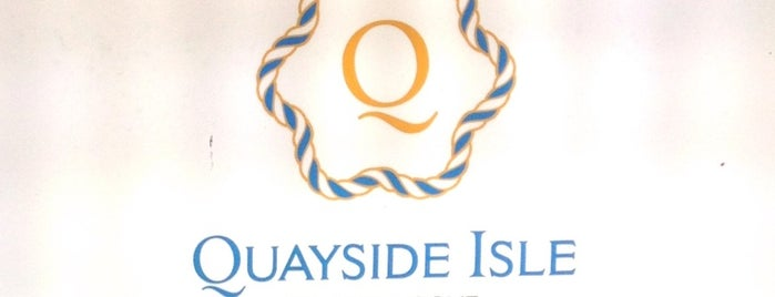 Quayside Isle is one of Dates <3.
