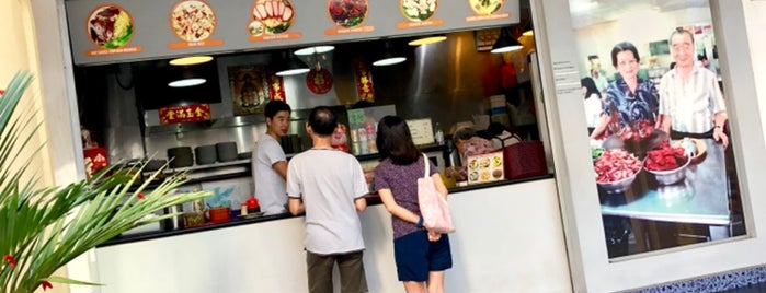 Nam Seng Noodles & Fried Rice 南生麵家 is one of Good Food Places: Hawker Food (Part I)!.