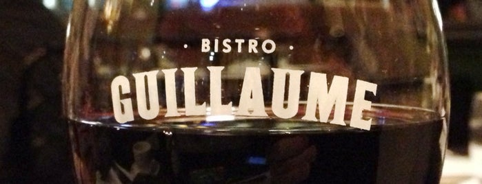 Bistro Guillaume is one of Locais salvos de Alex.