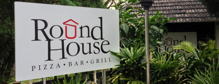 Roundhouse Pizza, Bar & Grill is one of Dog Friendly.