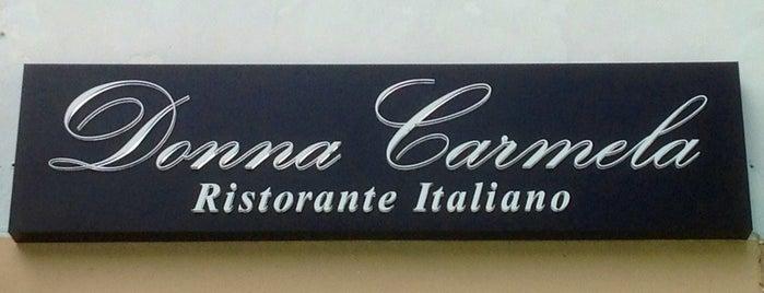 Donna Carmela Ristorante Italiano is one of Singapore.