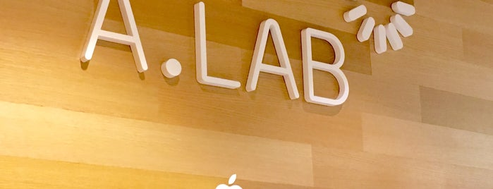 A.LAB is one of Locais salvos de Kwang Liak.