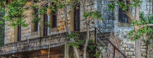 Ruins of Nahr El Kalb is one of Lebanon.