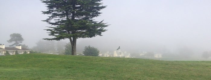#18 Green, Pebble Beach Golf Course is one of Posti che sono piaciuti a Vinhlhq2015.