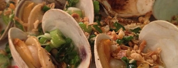 My favorite places to eat in SF