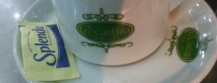 Crocantina Bakery is one of Leonardo'nun Beğendiği Mekanlar.